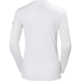 Helly Hansen W's Tech Crew Shirt White